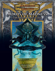Lords of Madness : The Book of Aberrations © 2005 wotc177410000