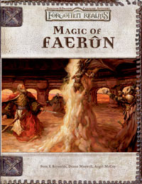 Faerun Calendar.D D 3 0 Magic Of Faerun 11964 Rpg Roleplaying Dungeons