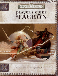 D&D 3.5 - Players Guide to Faerun 88647 HC