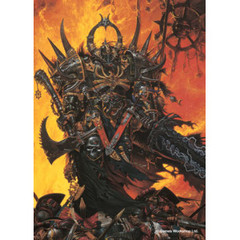 Games Workshop Art Sleeves: Exalted Champion