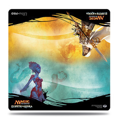 Ultra PRO Magic Elspeth vs. Kiora Duel Play Mat