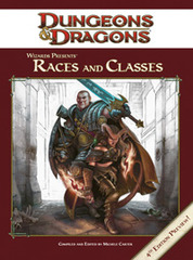 Wizards Presents: Races and Classes
