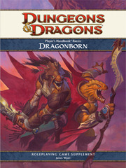 Player's Handbook Races: Dragonborn