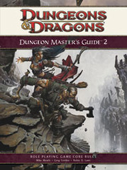 4th Edition Dungeon Master's Guide 2