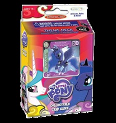My Little Pony: Princess Luna & Rainbow Dash Theme Deck