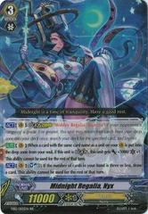 Midnight Regalia, Nyx - EB12/005EN - RR on Channel Fireball