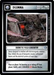 Duonetic Field Generator