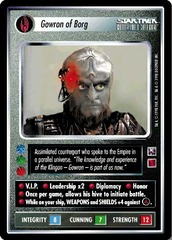 Gowron of Borg