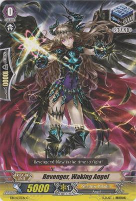 Revenger, Waking Angel - EB11/033EN - C