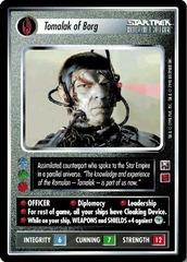 Tomalak of Borg