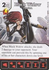 Black Widow - Tsarina (Die & Card Combo)