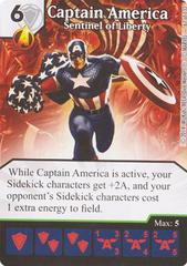 Captain America - Sentinel of Liberty (Die & Card Combo)