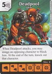 Deadpool - Jack (Die & Card Combo)