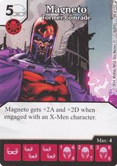 Magneto - Former Comrade (Die & Card Combo)