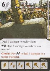 Mjolnir - Fist of the Righteous (Die & Card Combo)