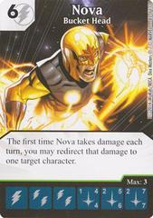 Nova - Bucket Head (Die & Card Combo)