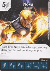 Nova - Quasar (Die & Card Combo)