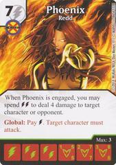 Phoenix - Redd (Die & Card Combo)
