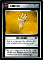 Scorched Hand