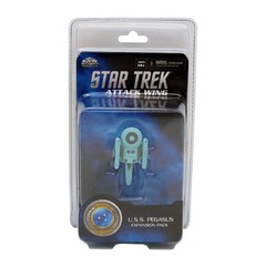 Attack Wing: Star Trek - U.S.S. Pegasus Federation Expansion Pack