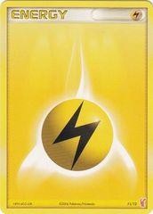 Lightning Energy - 11/12 - Common (Plusle)