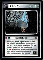 Salvage Starship