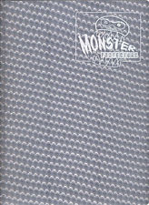 Monster Protectors 2-Pocket Binder - Holo Silver
