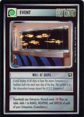 Wall of Ships [Foil]