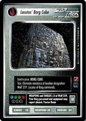 Locutus' Borg Cube