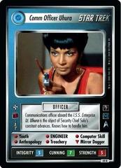 Comm Officer Uhura
