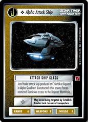 Alpha Attack Ship