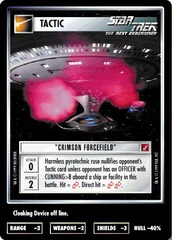 Crimson Forcefield