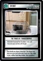 The Traveler: Transendence