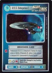 U.S.S. Enterprise-C [Foil]