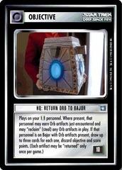 HQ: Return Orb to Bajor