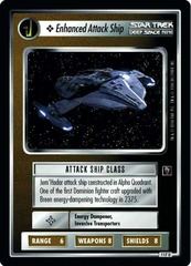 Enhanced Attack Ship