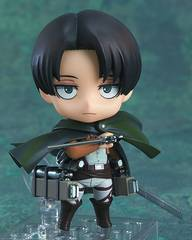 ATTACK ON TITAN LEVI NENDOROID (O/A) (C: 1-0-0)