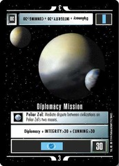 Diplomacy Mission