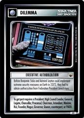 Executive Authorization