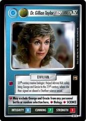 Dr. Gillian Taylor (Federation)