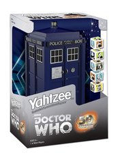 Yahtzee: Doctor Who TARDIS Collector's Edition