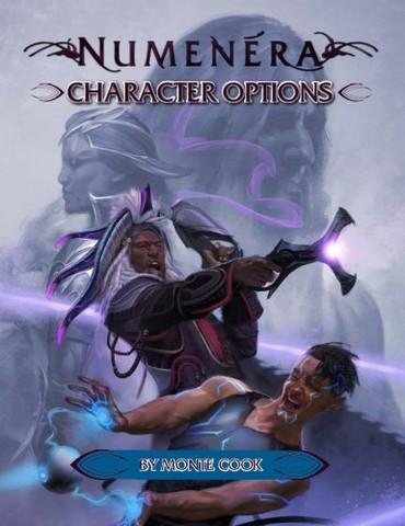 Numenera Character Options