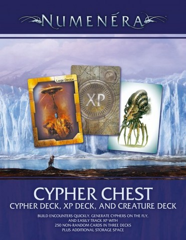 Numenera Cypher Chest