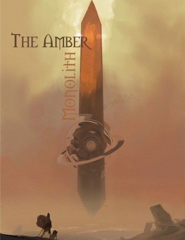 Numenera The Amber Monolith (Numenera Fiction)