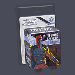 Star Wars Imperial Assault: Royal Guard Champion Villain Pack © 2014 FFG SWI04