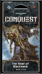 Warhammer 40,000: Conquest War Pack - The Howl of Blackmane