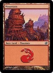 Mountain (62) (Jace vs Chandra)