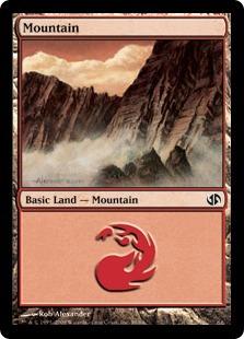 Mountain (59) (Jace vs Chandra)