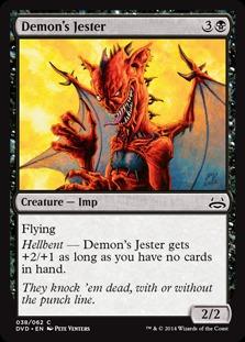 Demons Jester