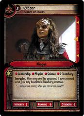 B'Etor, Sister of Duras